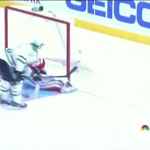 Penalty Shot: Roussel vs Crawford
