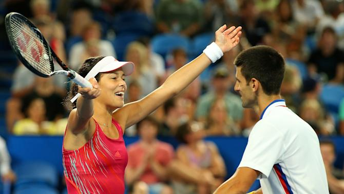 Hopman Cup - Day 5