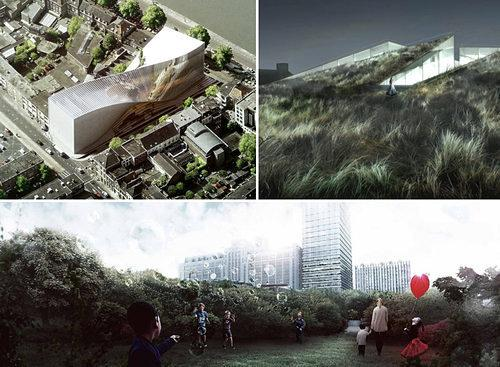 STARCHITECTURE: 23 Projects That Prove 2014 Was Bjarke Ingels' Year