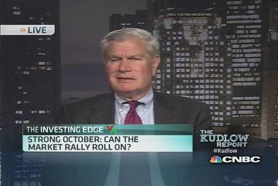 More inflation positive for stocks: Pro