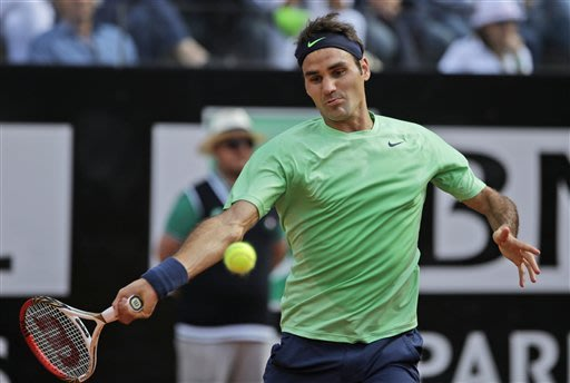 Federer to skip Switzerland's Davis Cup playoff