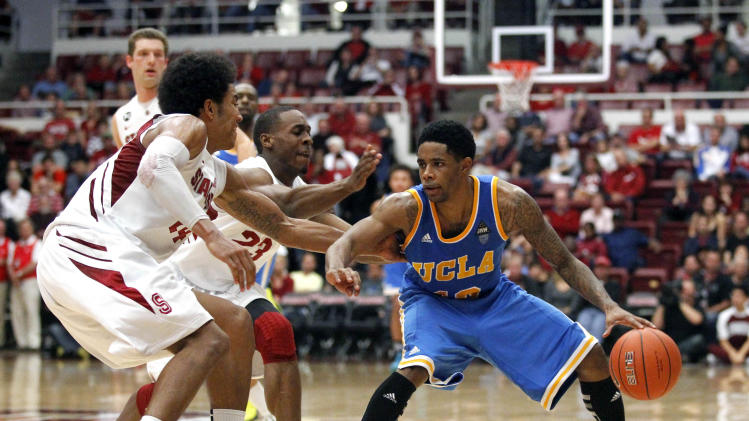 NCAA Basketball: UCLA at Stanford