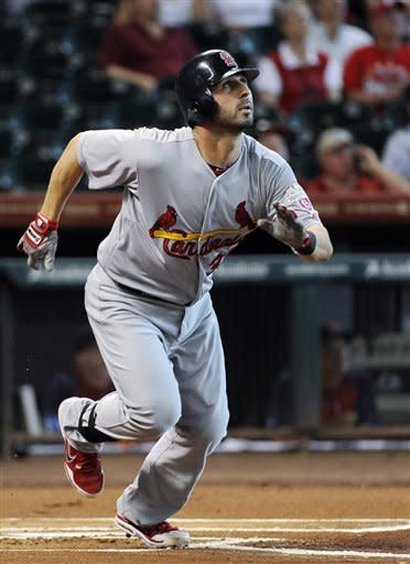 Craig, Descalso lead Cardinals over Astros 4-3
