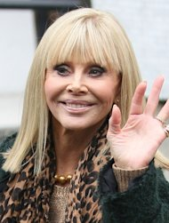 Cubby Broccoli tried to fatten up Britt Ekland on Bond set