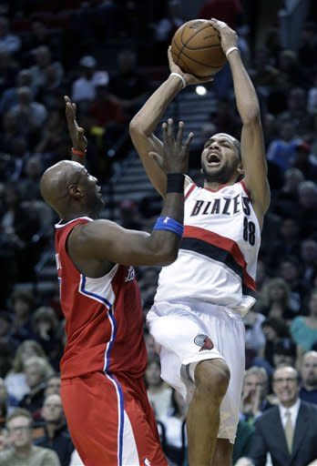 Blazers rebound to beat Clippers 101-100