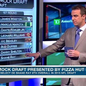 Daniel Jeremiah's top 10 picks for 2015 NFL Draft