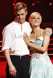 Derek Hough, Kellie Pickler | Photo Credits: Kelsey McNeal/ABC