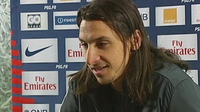 Ibrahimovic may not remain at PSG