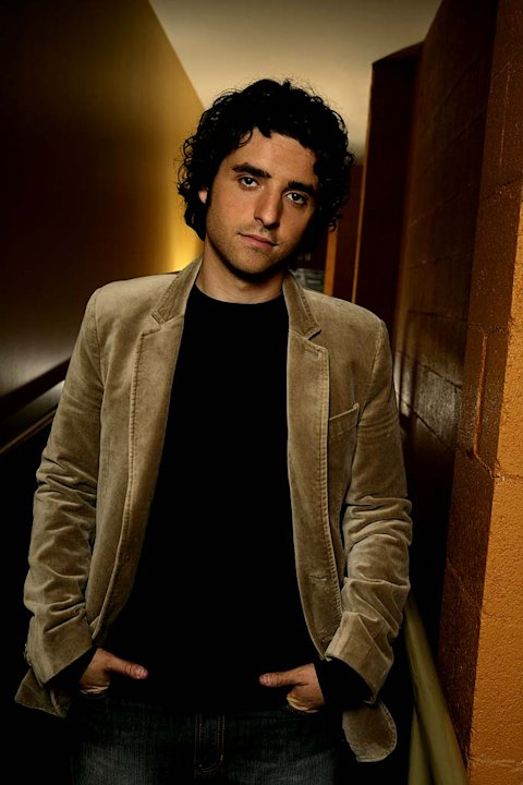 David Krumholtz stars as Charle Epps on Numb3rs.