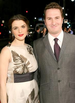 Rachel Weisz and Darren Aronofsky , director at the Hollywood premiere of Warner Bros. Pictures' The Fountain