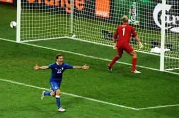Diamanti: Eliminating England at Euro 2012 a highlight of my career