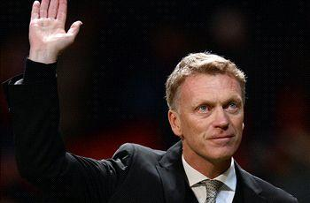 Moyes getting to grips with Manchester United transfer plans ahead of January assault