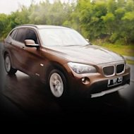 BMW X1 CKD Tambah Fitur