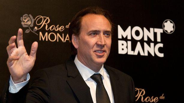 Nicolas Cage Will Be One of the Last Men on Earth