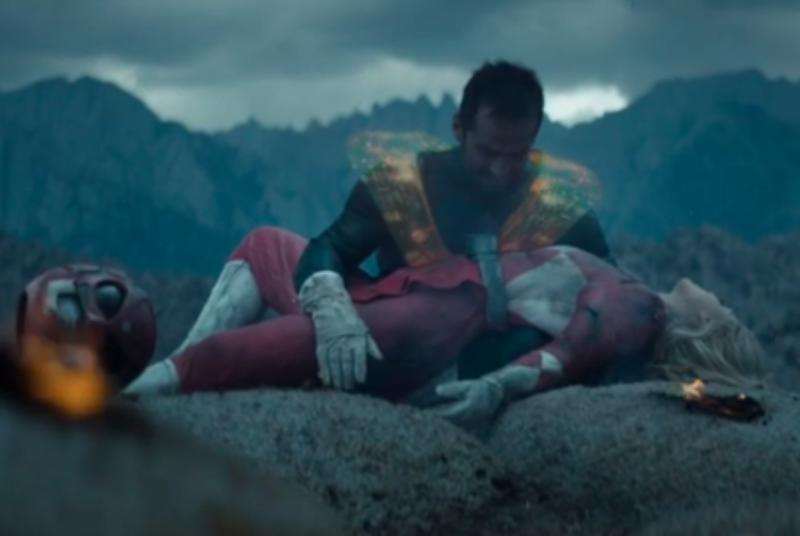 Gritty Power Rangers short pulled from YouTube, producer calls it 'infringement on freedom of expression'