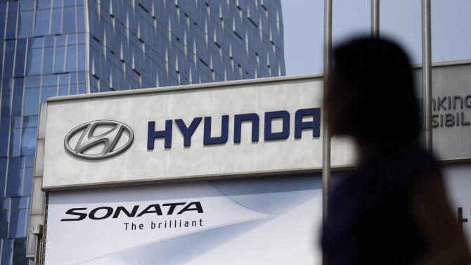 Hyundai's 2Q profit down on lower SKorean sales