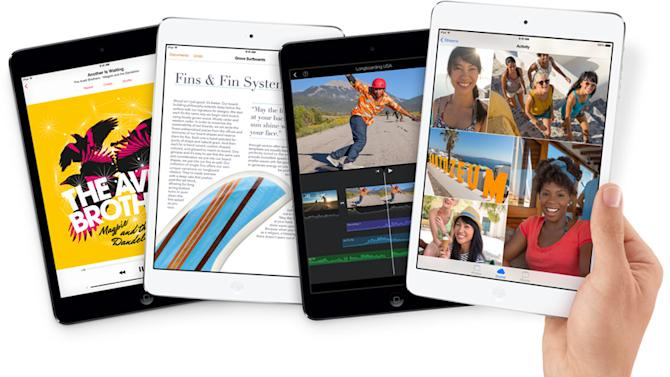 Retina iPad mini still looks tough to find for many holiday shoppers