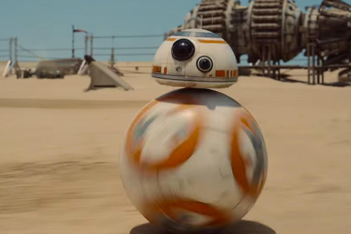 203 days until Star Wars: Someone already created the perfect BB-8 cosplay