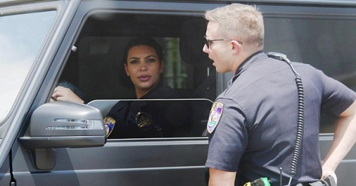 13 Crazy Celebs Busted Behind The Wheel