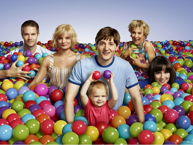"The Chance family returns in the Season Two premiere of ""Raising Hope."""