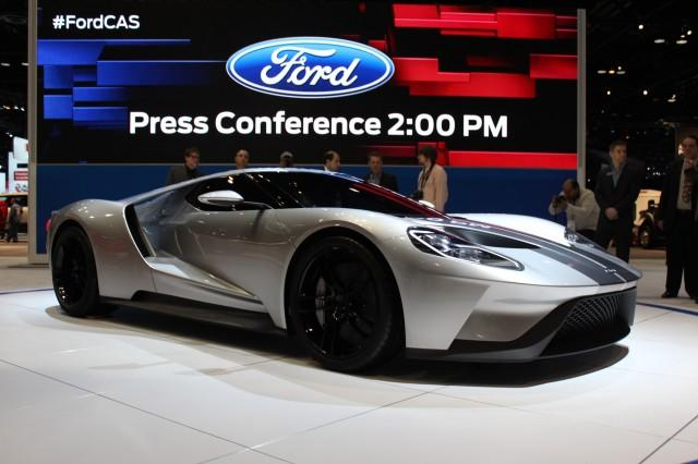 Future Ford GT Owners, Your Ordering Process Draws Near
