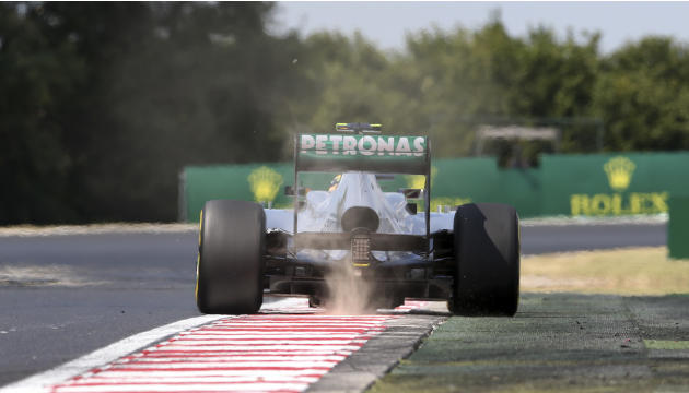 Hungary F1 GP Auto Racing