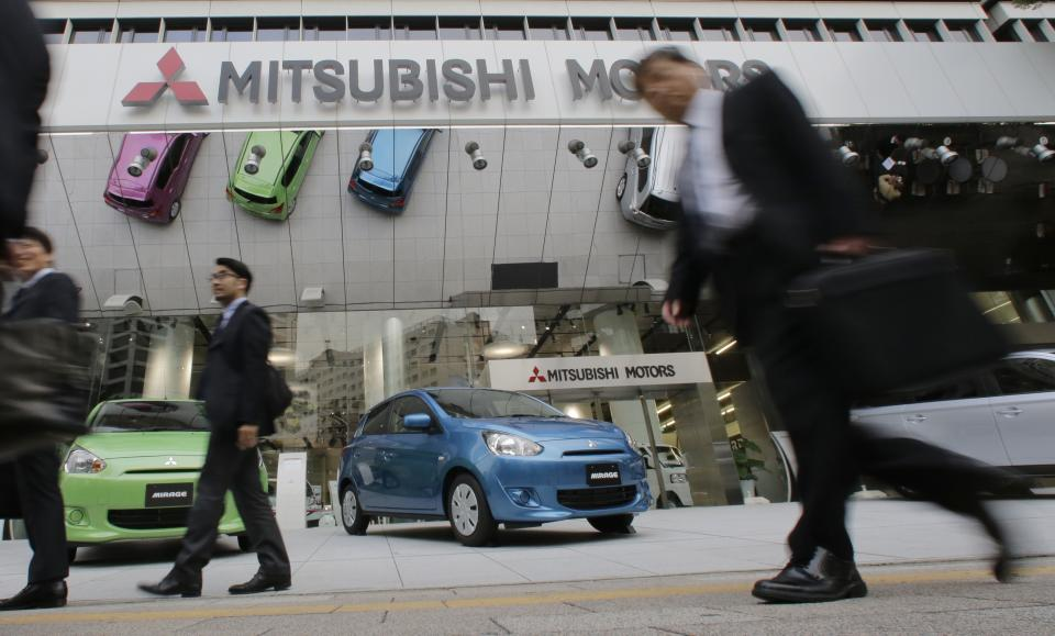 Mitsubishi Motors profit improves on cost cuts