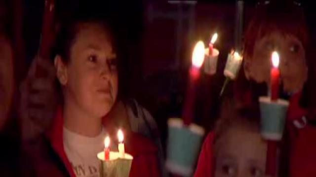 Many People Gather in Downtown Bakersfield for World AIDS Day
