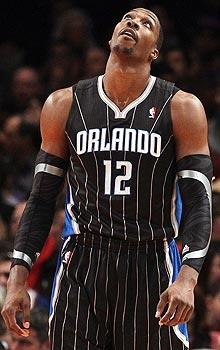 Dwight Howard staying with Magic