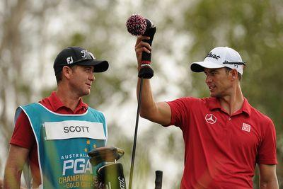 Lazy royalty need not apply to be Adam Scott's caddie