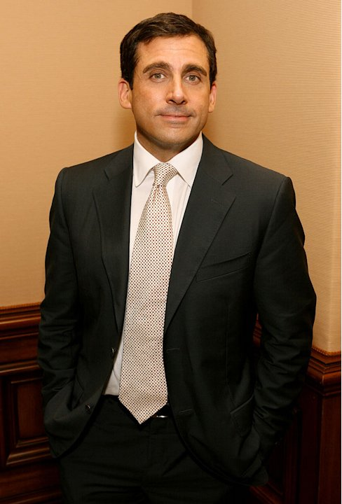 Steve Carrell at the TCA Awards - Cocktail Reception.