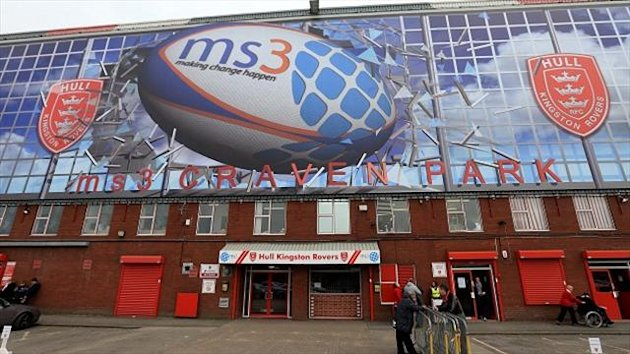Hull will play just three matches at MS3 Craven Park in the closing three months of the campaign