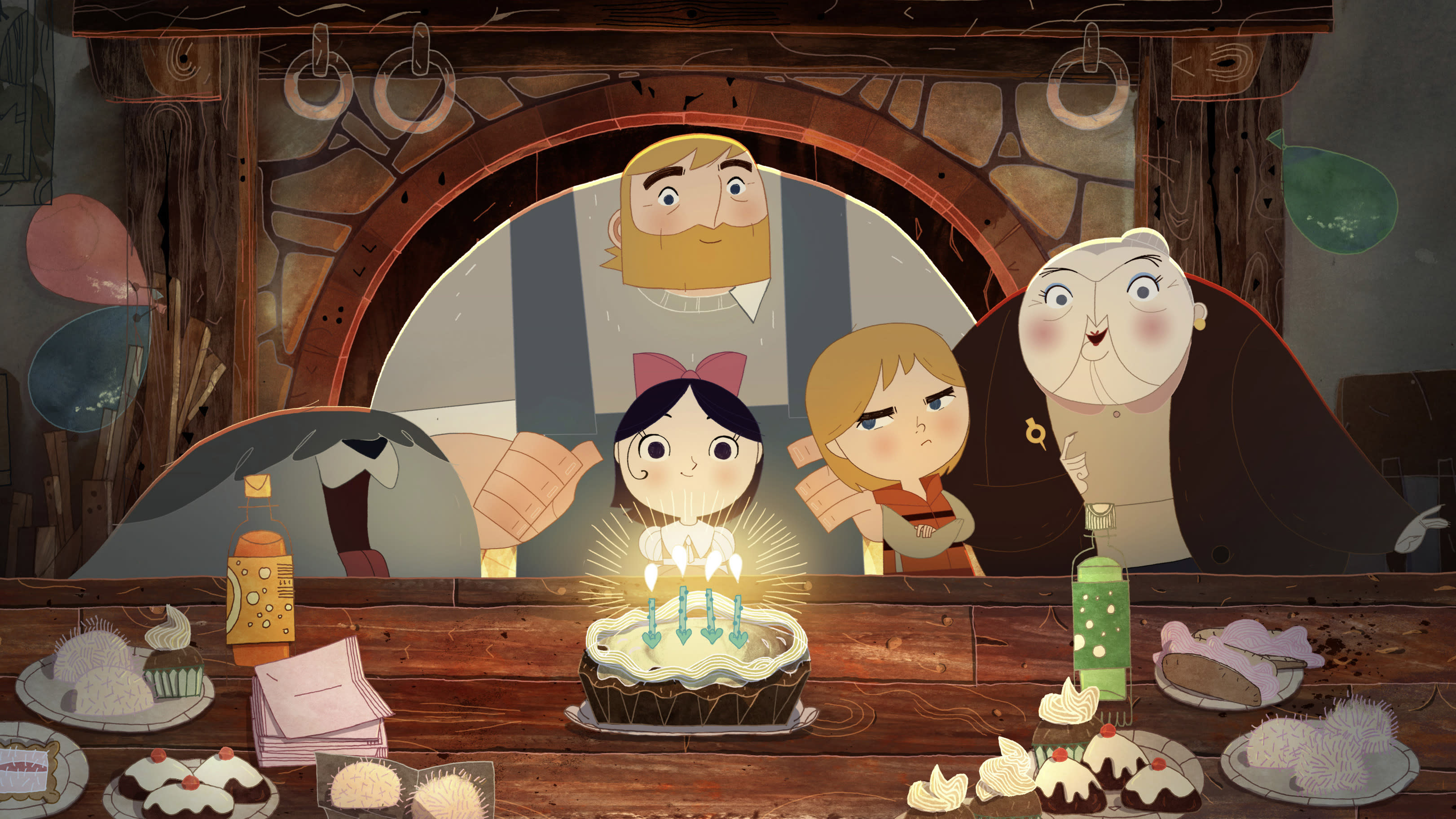 Animated Film 'Song of the Sea' Wins Top Prize at Irish Film and Television Awards