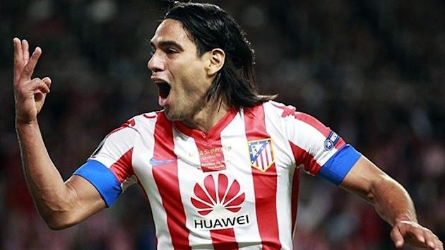 Radamel Falcao (Atletico Madrid)