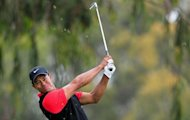 Tiger Woods, pictured on June 17, and the US PGA Tour's National return to Congressional Country Club this week for the first time since 2009, when the 14-time major champion won the event he hosted