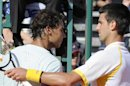French Open - Nadal and Djokovic in same half of draw