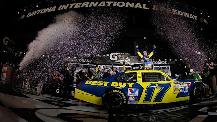 Daytona 500 Memories: Winning