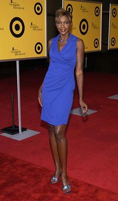 Roshumba Williams at the Hollywood premiere of Fox Searchlight's The Good Girl