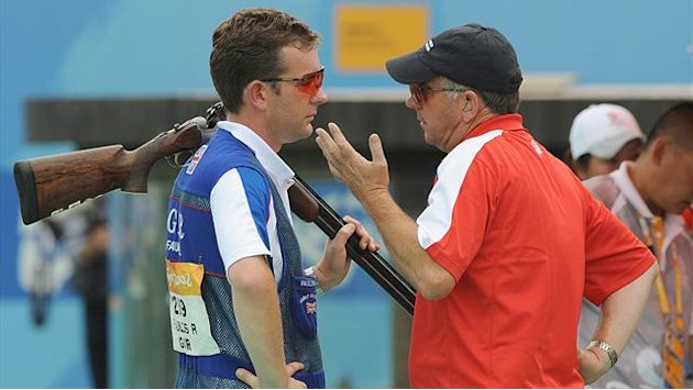 Shooting - Coach of London 2012 double trap champion Wilson retires