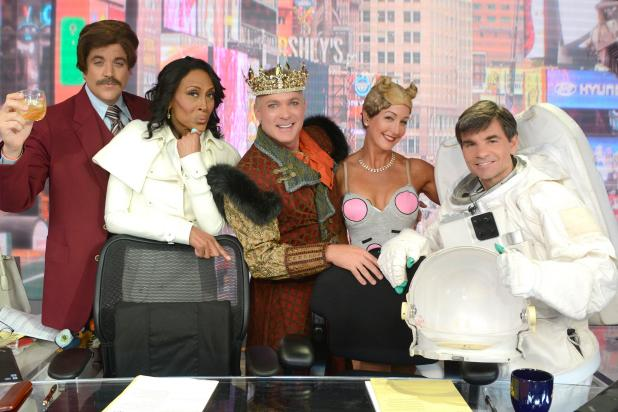 'Good Morning America' Wins First Halloween Ever in Viewers