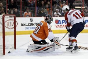 Huberdeau leads Panthers to 5-2 win over Flyers
