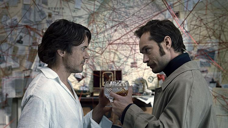Sherlock Holmes 2011 Warner Bros Pictures Robert Downey Jr Jude Law