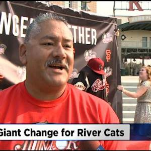 Sacramento River Cats Say Decision To Move From Oakland A's To San Francisco Giants Wasn't Easy