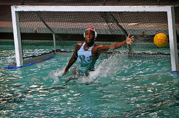 Ransom Everglades goalie Ashleigh Johnson — Orlando Sentinel