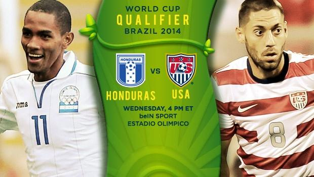 USMNT open World Cup qualifying Hexagonal with difficult Honduras trip