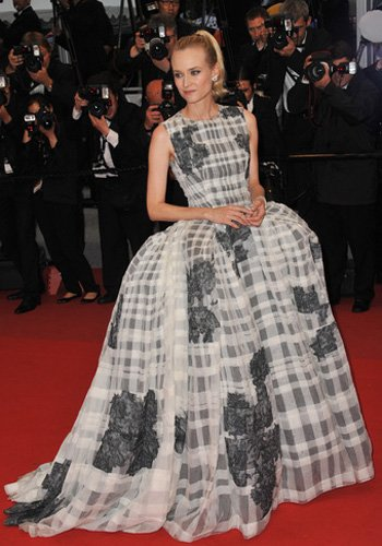 Who: Diane Kruger What: Christian Dior Couture gown Where: Therese Desqueyroux premiere Why We Love It: When one of the best dressed women in the world is a judge at the most glamorous film fest on ea