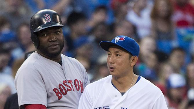 Navarro, Reyes homer as Blue Jays beat Red Sox 7-3