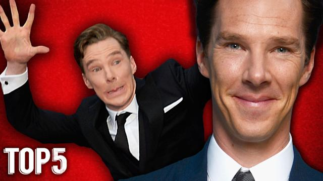 5 Times Benedict Cumberbatch Made the Internet Swoon