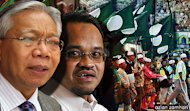 PAS declares 'war' against troublesome duo