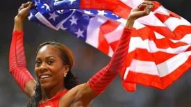 WE tv Orders Reality Series Starring Olympic Champion Sanya Richards-Ross